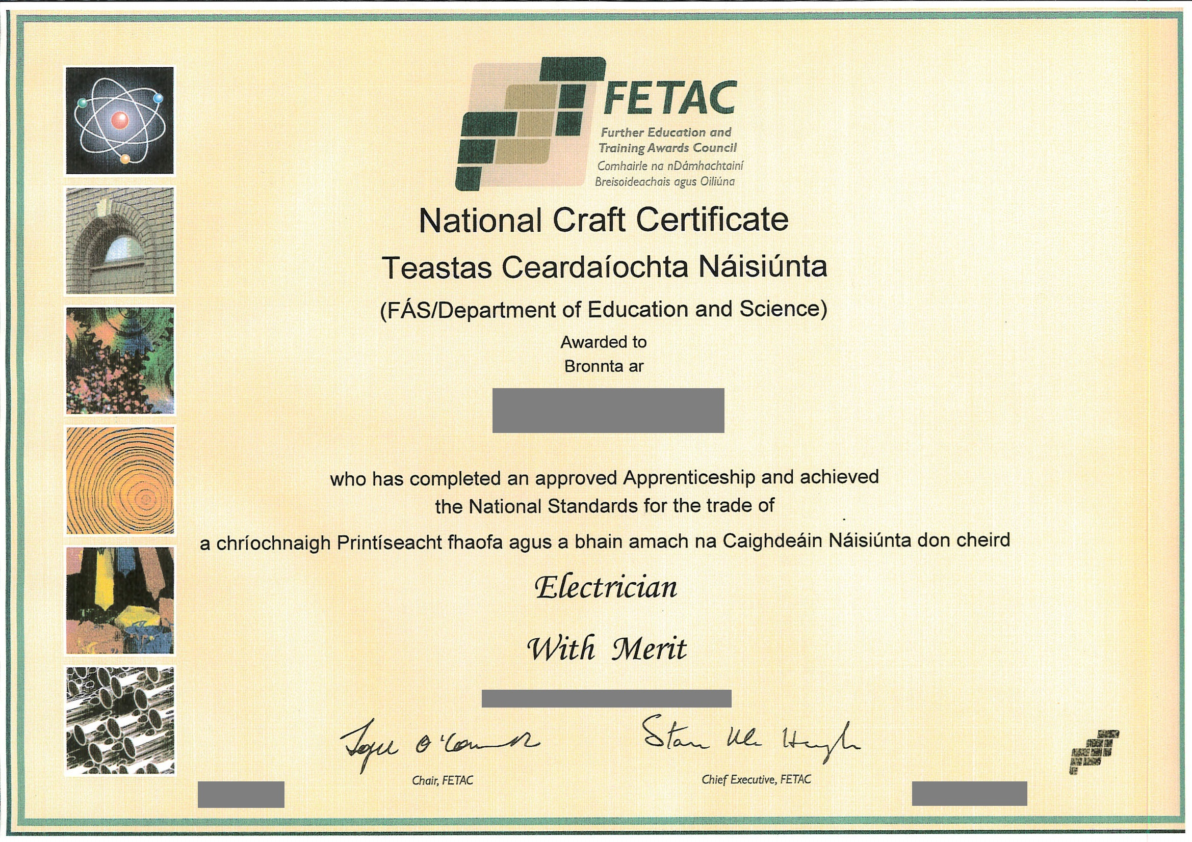 How to join safe electric contractors area a copy of your nominated qualified certifiers certification of the successfully completed verification and certification of electrical installations xflitez Image collections