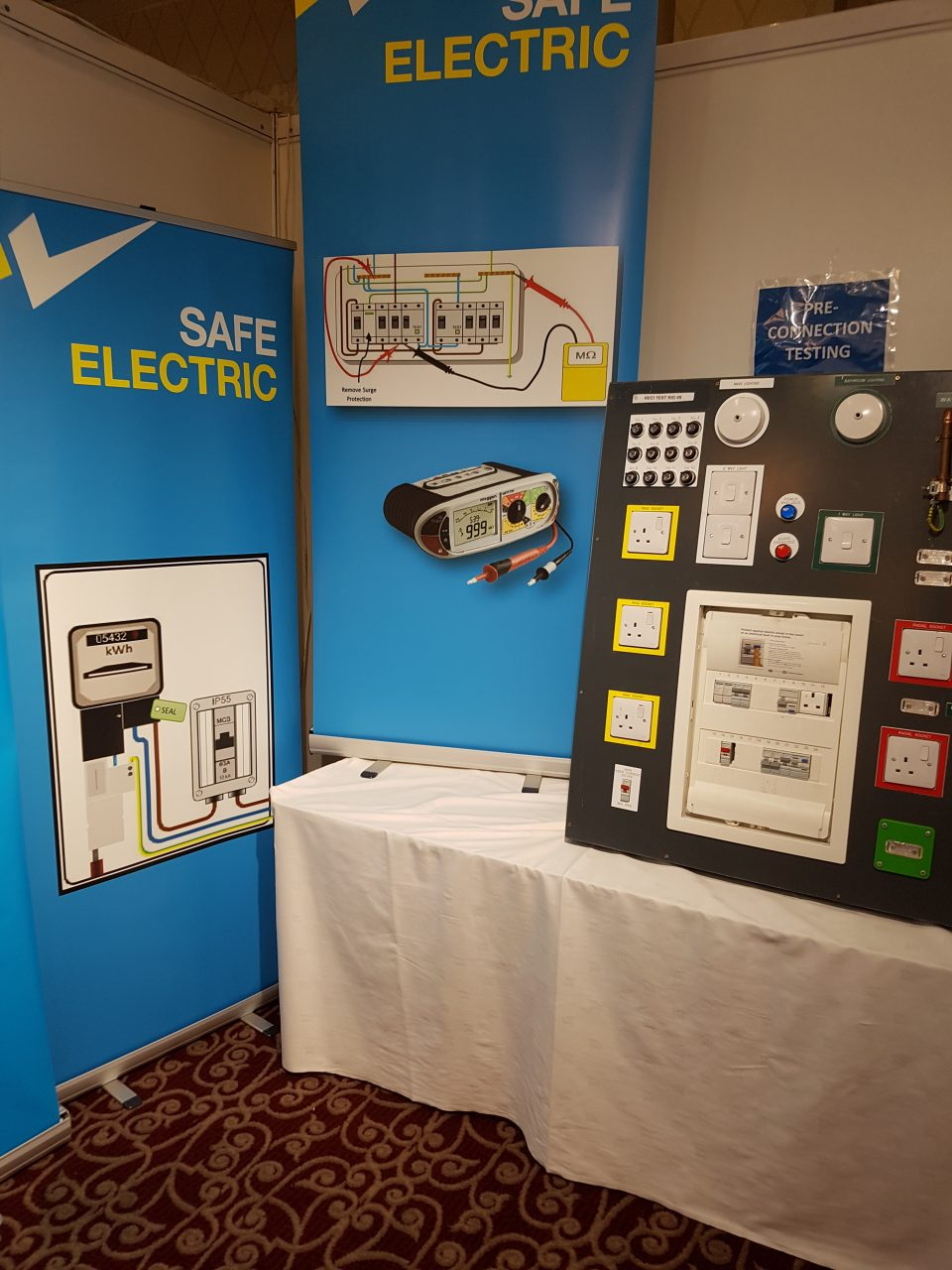 Autumn 2017 Roadshows Contractors Area Residential Wiring Book Answers